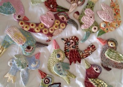 Bird Wall Hangings