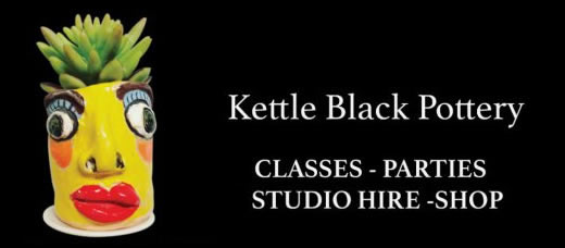 Kettle Black Pottery