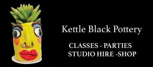 Kettle Black Pottery