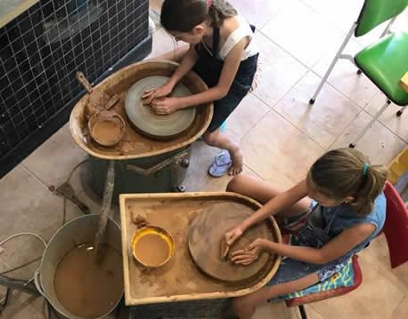 cairns ceramic glazing class